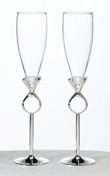 Diamond Ring Flutes