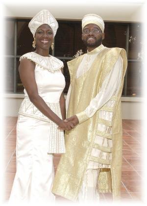Mr. & Mrs. Marvin Bannister