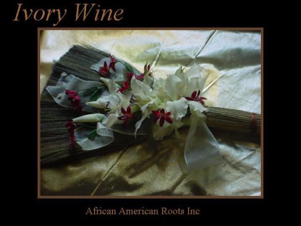 Ivory Wine