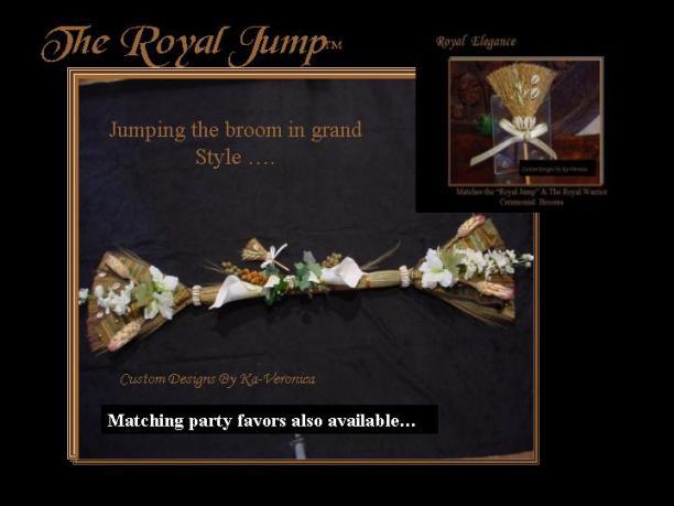 The Royal Jump