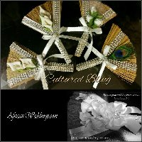 Wedding Broom Favor