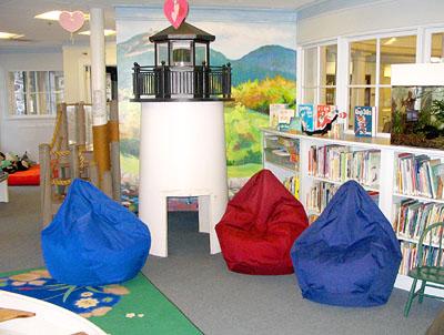 Library Bean Bags