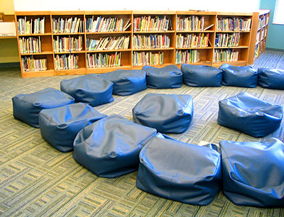 Library Beanbag Chairs
