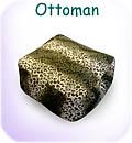Bean Bag Ottoman - Footrest