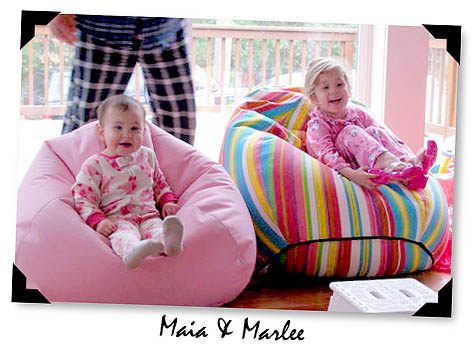 Child Sized Bean Bags