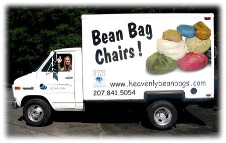 Bean Bag Truck
