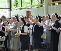 HOLY FAMILY PROVINCE ASSEMBLY AND INSTALLATION LITURGY