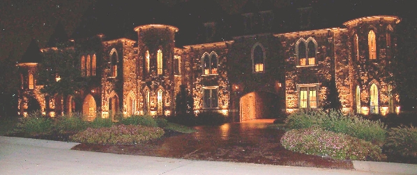 The Montserrat Castle, ultimate luxury home for sale in FortWorth Texas offered furnished at $4,100,000!