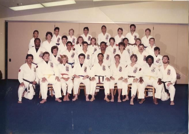 1986 Class Photo