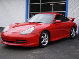 1999 PORSCHE 911 CARRERA, 81K