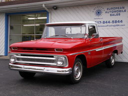 1966 CHEVROLET C-10 CUSTOM FLEETSIDE, 26K