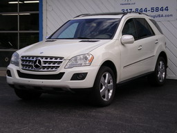 2009 MERCEDES ML350 4MATIC, 115K, $ 8,800.00