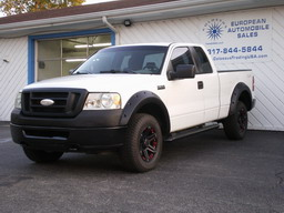 2008 FORD F150 XL 4x4 EXT. CAB, 5.4Lt., 220K, $ 9,500.00