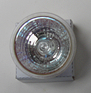 10 Watt Reflector Bulb | MR-11 Model | Single and Triple small spot lights