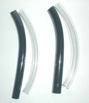 Tubing for fountain pumps | Clear tubing | Black Tubing