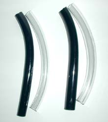 Tubing for fountain pumps | Clear tubing | Black Tubing