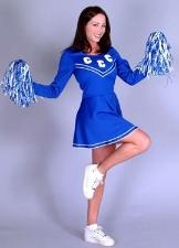 Singing Cheerleader Arkansas