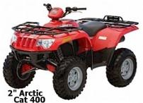Xtreme ATV Lift Kits : ATV Tire Kits : Mud-Throwers com
