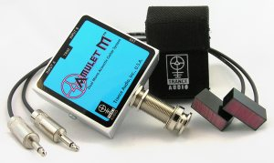 The Amulet M is professional gear