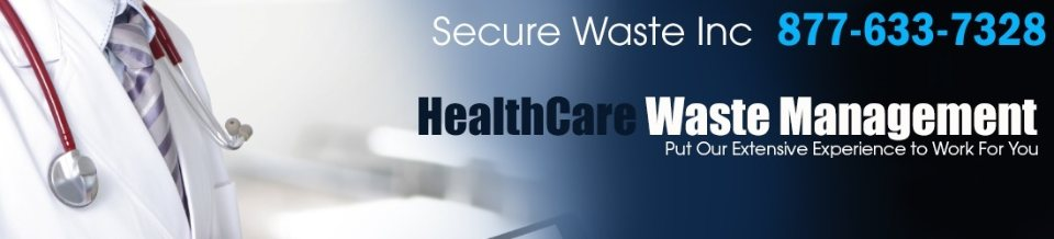 Medical Waste Disposal Quote