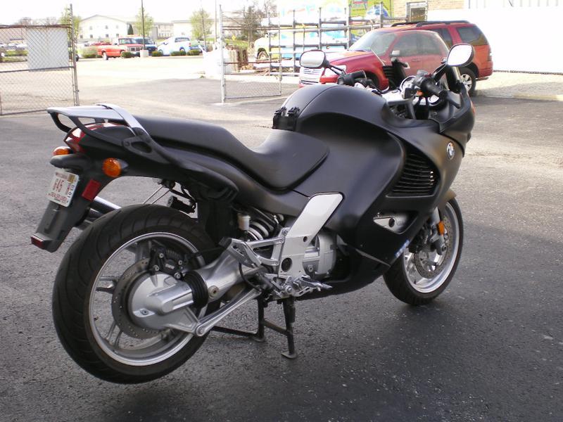 2003 BMW K1200RS