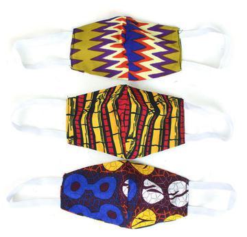 Ghanaian Face Masks
