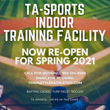 TA Sports - Training Facility