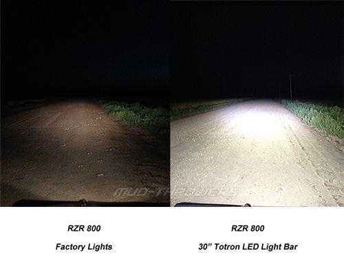 30 led light bar cree dual row combo totron aloadofball Image collections