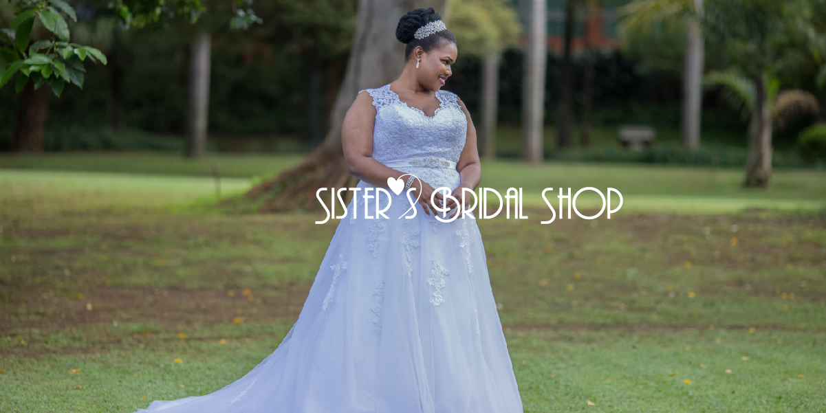 SISTERS BRIDAL SHOP - The only bridal shop in Uganda with original ...